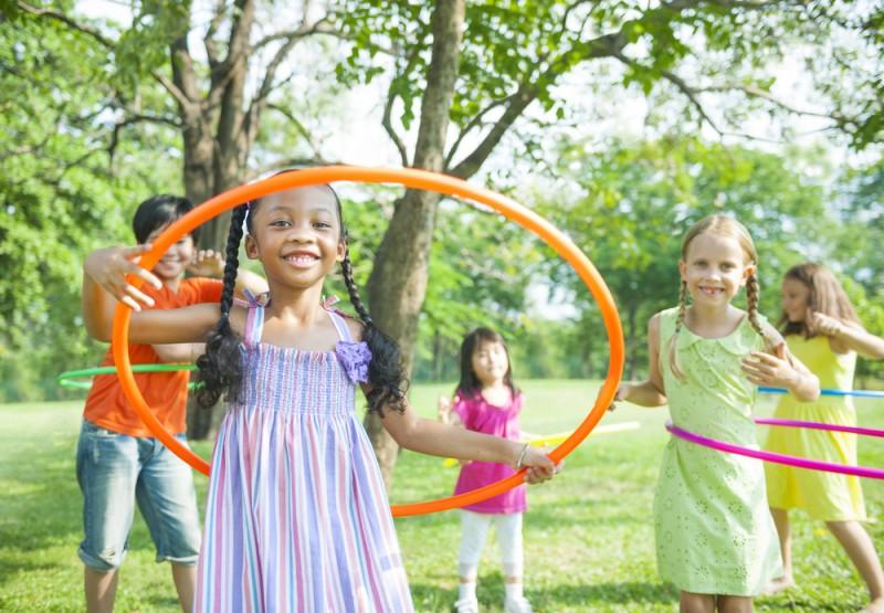 Blog post - Core Strength for Little Kids