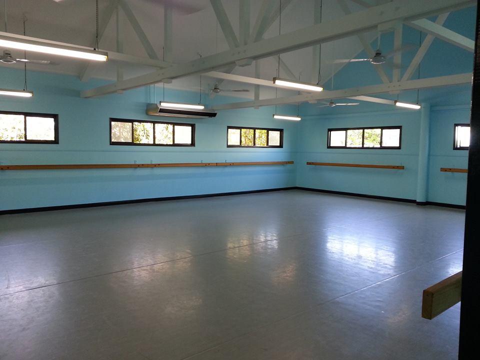 Dancehouse dance studio 1