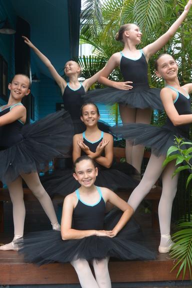 Ballet Fun Cairns Class